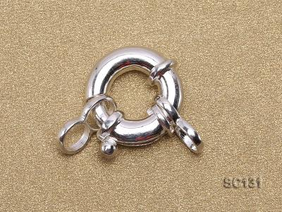 13mm Single-strand Sterling Silver Clasp SC131 Image 2