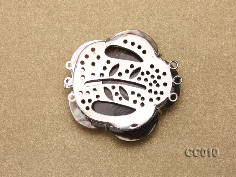 45mm Multi-Strand Shell Clasp big Image 2