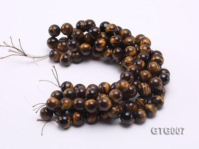 Wholesale 18mm Round Tiger Eye Strings GTG007 Image 3