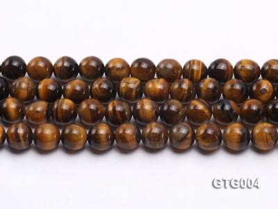 Wholesale 10mm Round Tiger Eye Strings GTG004 Image 2