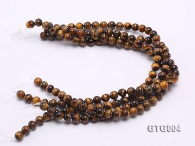 Wholesale 10mm Round Tiger Eye Strings GTG004 Image 3
