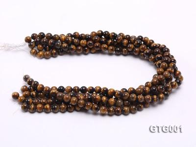 Wholesale 8mm Round Tiger Eye Strings GTG001 Image 3