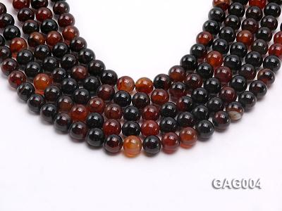 wholesale 10mm round agate strings GAG004 Image 1