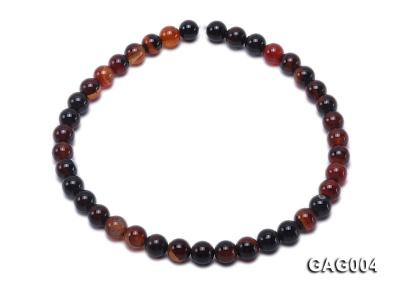 wholesale 10mm round agate strings GAG004 Image 4