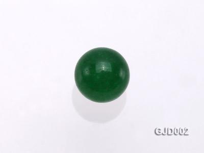 Wholesale 6mm Round Green Jade Beads  GJD002 Image 3