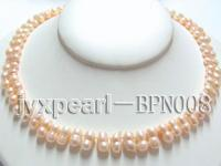 Baroque Pearl Necklace BPN008