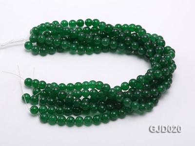 Wholesale 10mm Round Malay Jade String GJD020 Image 3