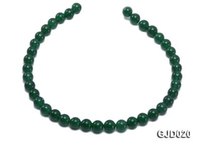 Wholesale 10mm Round Malay Jade String GJD020 Image 4