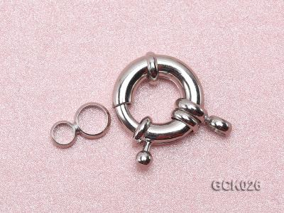 15mm Single-strand Gilded Clasp GCK026 Image 3