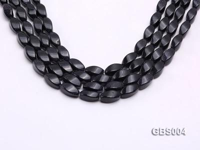 wholesale 8x16mm irregular Blue Sandstone strings GBS004 Image 1
