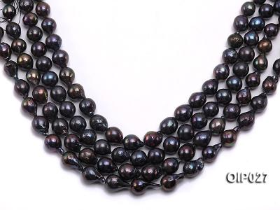 Wholesale & Retail AAA-grade 12-16mm  Irregular Pearl String OIP027 Image 1