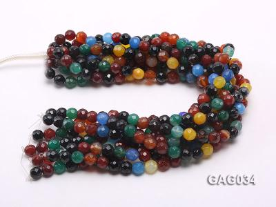 wholesale 10mm round agate strings GAG034 Image 3