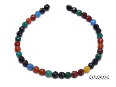wholesale 10mm round agate strings GAG034 Image 4