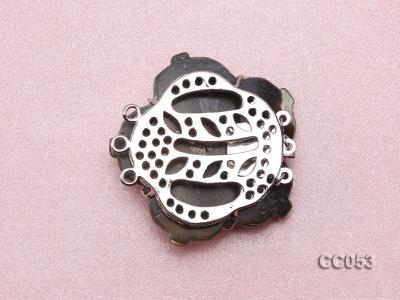 50mm Multi-Strand Shell Clasp CC053 Image 2
