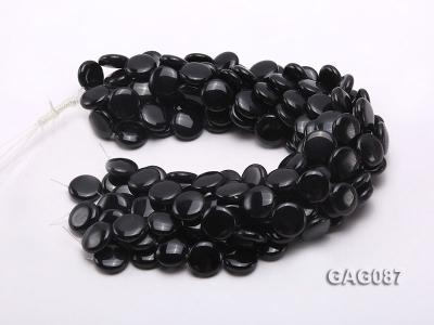 wholesale 19mm round agate pieces strings GAG087 Image 3
