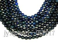 wholesale 10.7mm nature blue round AAA quality lapis-lazuli strings  GLP017