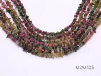 wholesale 3-5mm tourmaline gravely semi-finished products GOG125