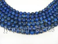 wholesale 8mm nature blue round AAA quality lapis-lazuli strings  GLP025