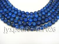 wholesale 10mm nature blue round AAA quality lapis-lazuli strings  GLP026