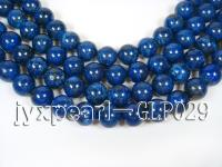 wholesale 18mm blue round AAA quality lapis-lazuli strings  GLP029