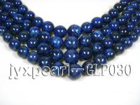 wholesale 8.5-18mm blue round AAA quality lapis-lazuli strings  GLP030