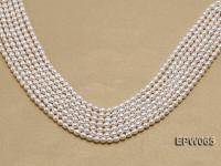 Wholesale 4.5x5.5mm  Rice-shaped Freshwater Pearl String EPW065