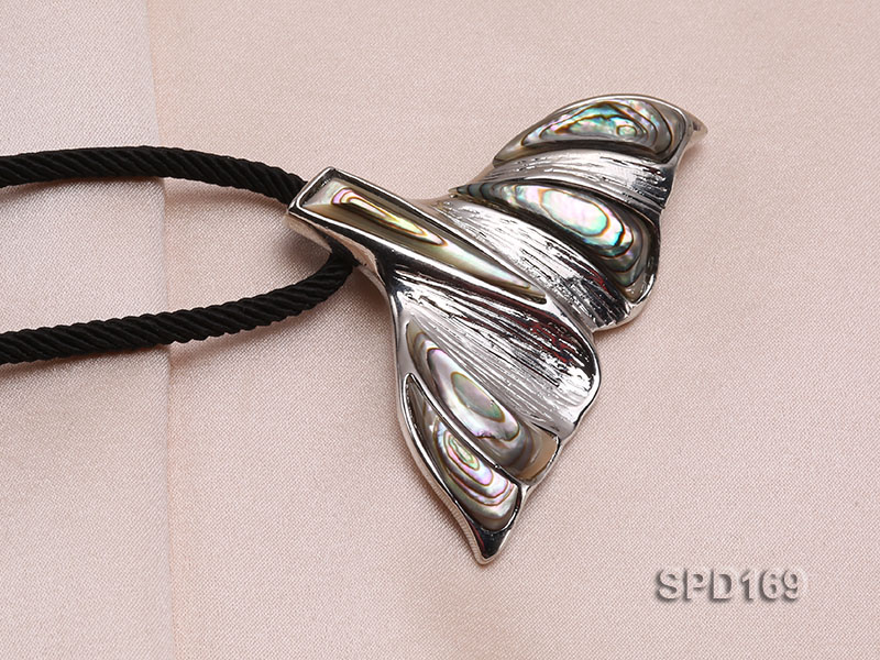 50x30mm Abalone Shell Pendant big Image 2