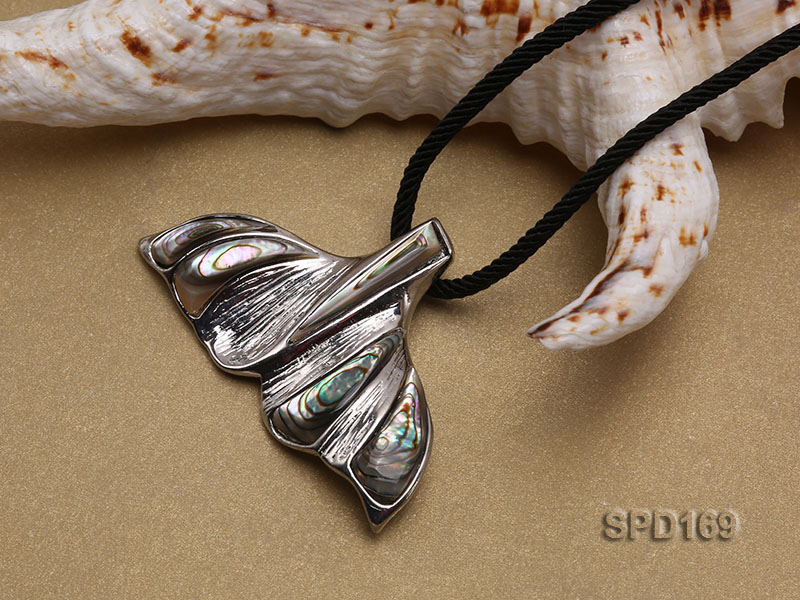 50x30mm Abalone Shell Pendant big Image 4