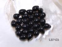 Wholesale 10.5X14mm Teardrop Loose Seashell Pearl  LSP125