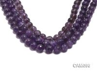 Wholesale 12mm Round Amethyst Beads Loose string CAM096