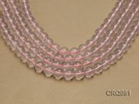 Wholesale 12mm Round Rose Quartz Beads String CRQ051