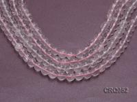 Wholesale 10mm Round Rose Quartz Beads String CRQ052