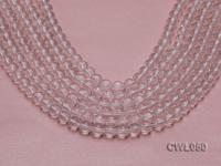 Wholesale 8mm Round Rock Crystal Beads Loose String CWL050