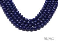 Wholesale 12mm Round Lapis Lazuli Beads Loose String GLP032