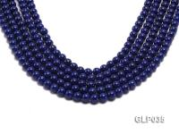 Wholesale 8mm Round Lapis Lazuli Beads Loose String GLP035