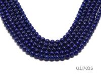 Wholesale 8mm Round Lapis Lazuli Beads Loose String GLP036