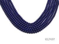 Wholesale 6mm Round Lapis Lazuli Beads Loose String GLP037