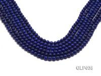 Wholesale 6mm Round Lapis Lazuli Beads Loose String GLP038
