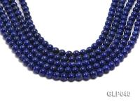 Wholesale 8mm Round Lapis Lazuli Beads Loose String GLP040