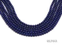 Wholesale 6mm Round Lapis Lazuli Beads Loose String GLP041