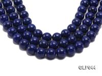 Wholesale 16mm Round Lapis Lazuli Beads Loose String GLP044