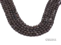 Wholesale 7x7x9mm Smoky Quartz Beads Loose String CSM044