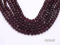 Wholesale 8mm Round Faceted Synthetic Quartz Beads Loose String CCQ147