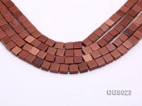 Wholesale 5x10x10mm Square Goldstone Beads Loose String GGS023