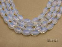 Wholesale 10x20mm Oval Milky Moonstone Beads Loose String GMS021