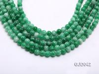 Wholesale 8mm Round Korean Jade String GJD042