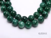 Wholesale 20mm Round Korean Jade String GJD044