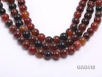 Wholesale 14mm Round Agate Beads String  GAG410