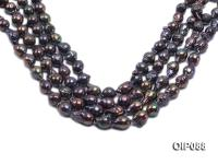 Wholesale & Retail  11-13mm Irregular Pearl String OIP088