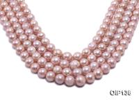 13-15.5mm Lavender Edison Pearl String OIP136